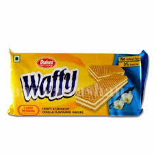 Dukes Waffy Wafer Biscuits 75 g