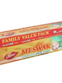Meswak Complete Oral Care Family Pack Toothpaste (200+ 100) g